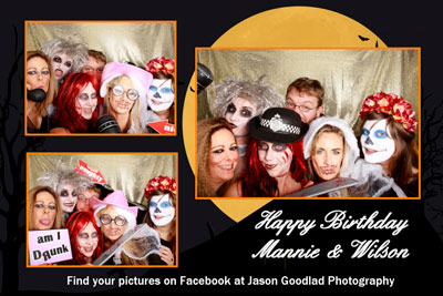 photo booth  photographer sheffield